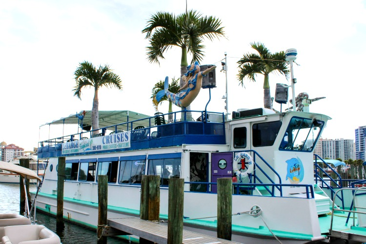 Lebarge Tropical Cruises are a fun thing to do in Sarasota