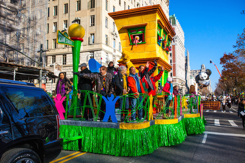 See the Macy's Thanksgiving Day Parade 2018 like a local.