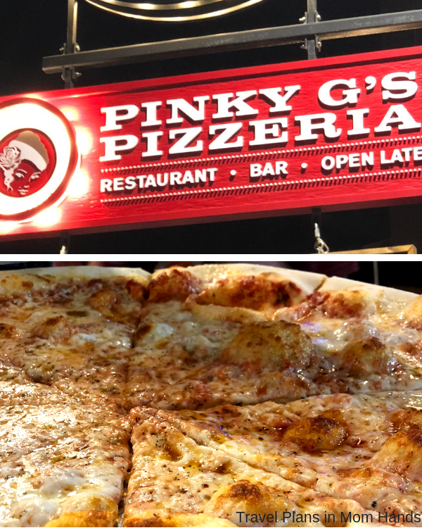 Pinky G's is the best pizza spot in Jackson Hole and Grand Tetons-ooey gooey delicious!