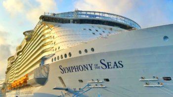 Royal Caribbean Symphony of the Seas is my favorite multigenerational cruise ship