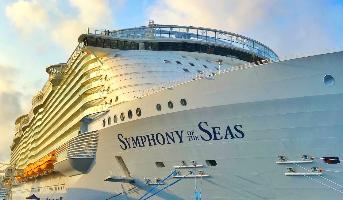 Royal Caribbean Symphony of the Seas is the best multigenerational cruise ship, IMHO