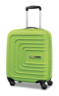 Check out our favorite bags on our lightest carry-on luggage list #asuitcase #luggage #bags