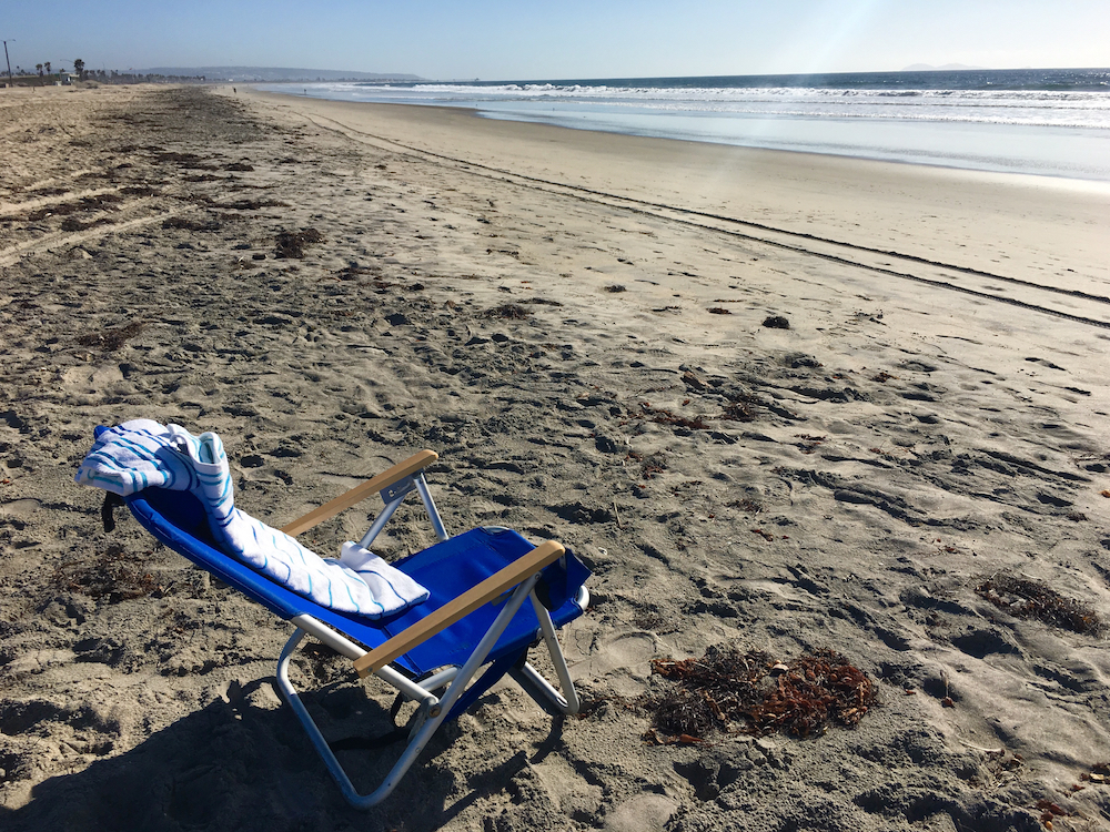Silver Strand State Beach. Best Southern California Beaches for camping.