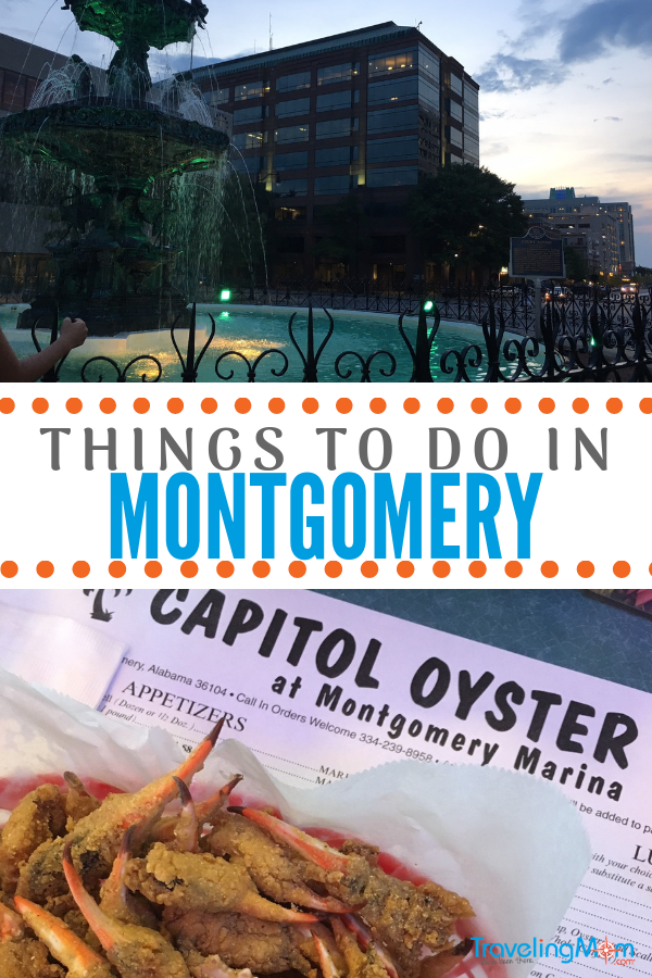 We lay out our favorite things to do in Montgomery Alabama from the F. Scott and Zelda Fitzgerald Museum to a Montgomery Biscuits game.