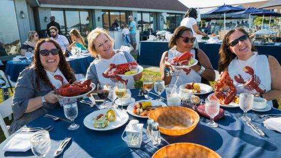 Lobster and Luxury on a road trip in one of the best luxury SUVs around Buick Enclave on TravelingMom