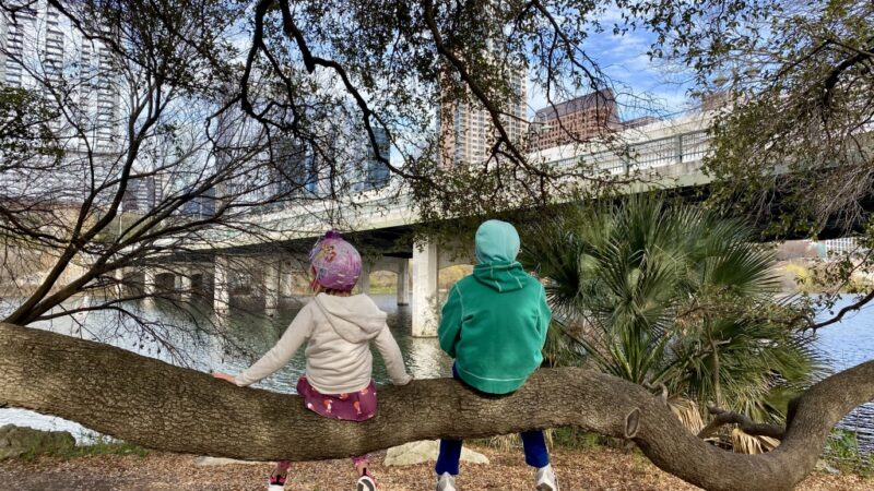 Visit Mathias Shores on a weekend itinerary for Austin Texas