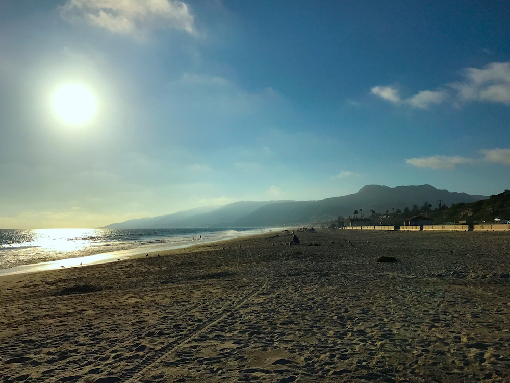 Zuma Beach. Best Southern California Beaches for camping.