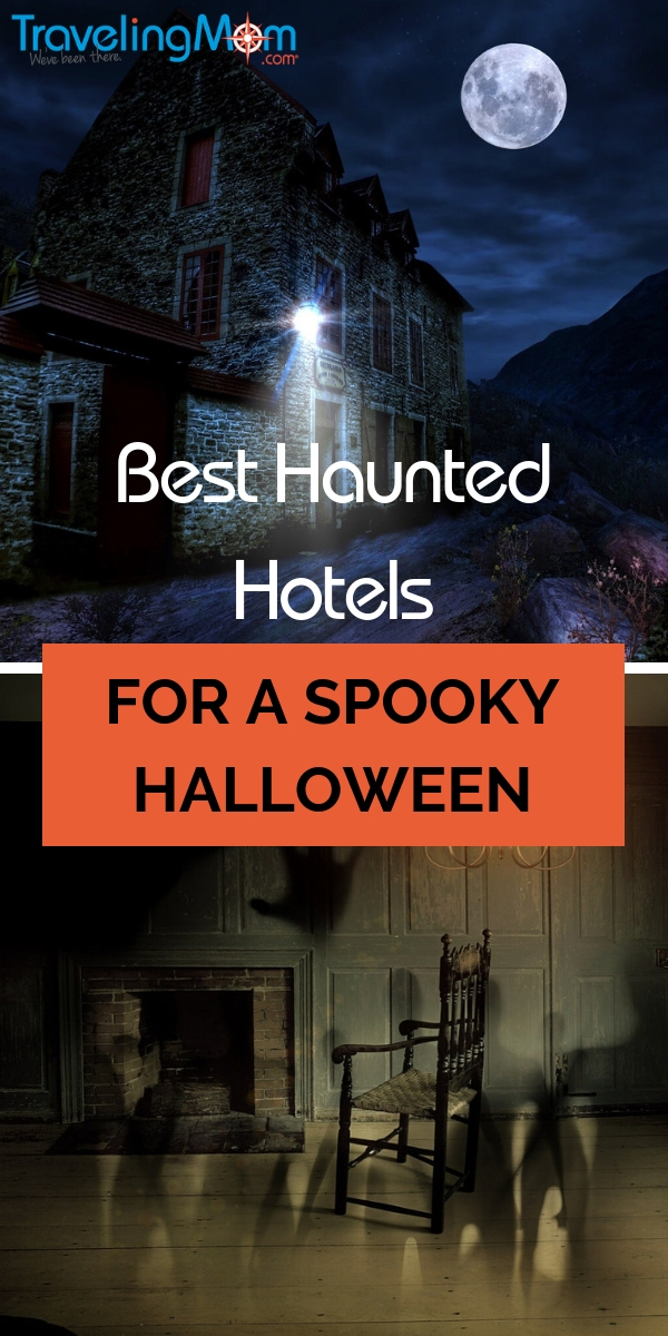 Best Haunted Hotels for a Spooky Halloween #hauntedhotels #ghosttours #stanleyhotel