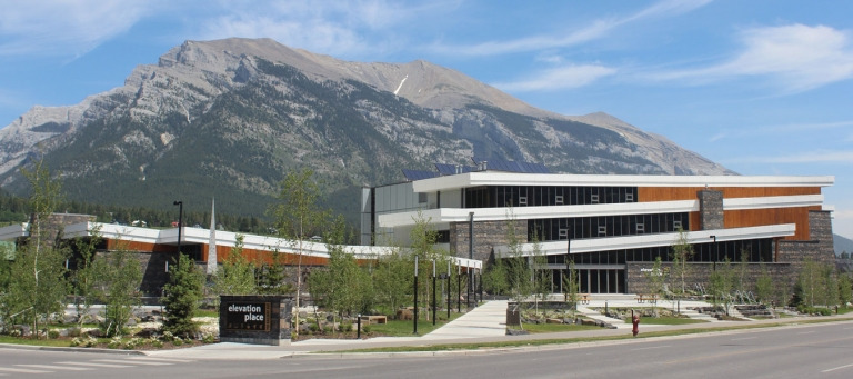Believe it or not, on of our top picks for Adventurous Things to Do In Canmore is indoors!
