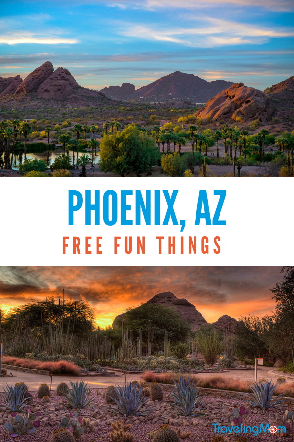 Have you been to AZ? Find #free fun things in #Phoenix