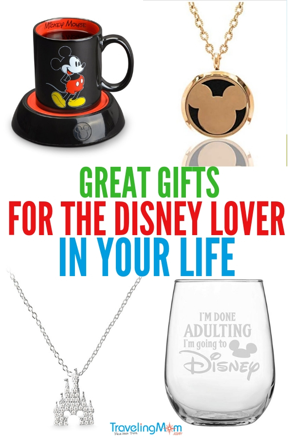 looking for gifts for the Disney-loving adult in your life? Here are our  sc 1 st  Traveling Mom & Gift Ideas for the Disney-Loving Adult | Gift Guide | TravelingMom