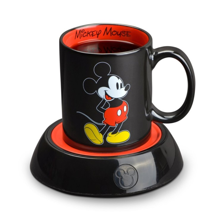 Great gift ideas for the Disney-loving adult: Disney Mickey Mouse Mug Warmer