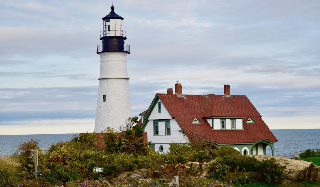 Things to do in Portland Maine include visiting Fort Williams Park and the Portland Head Light