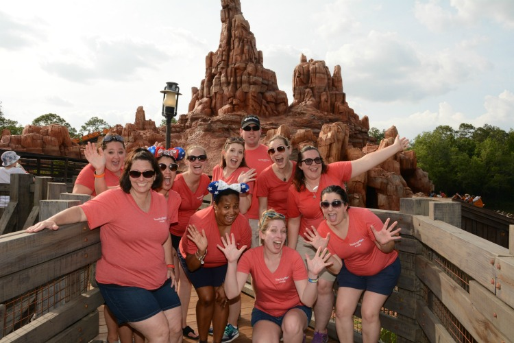 Group shots are possible with the Disney Memory Maker from Disney.