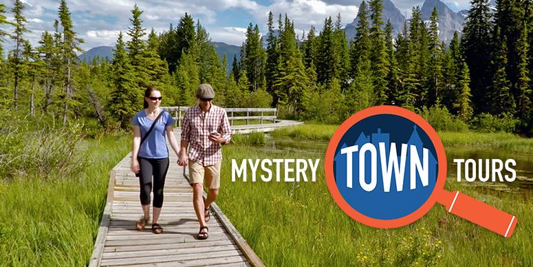 Mystery Tours sound like the ultimate Adventure in Canmore, Alberta!