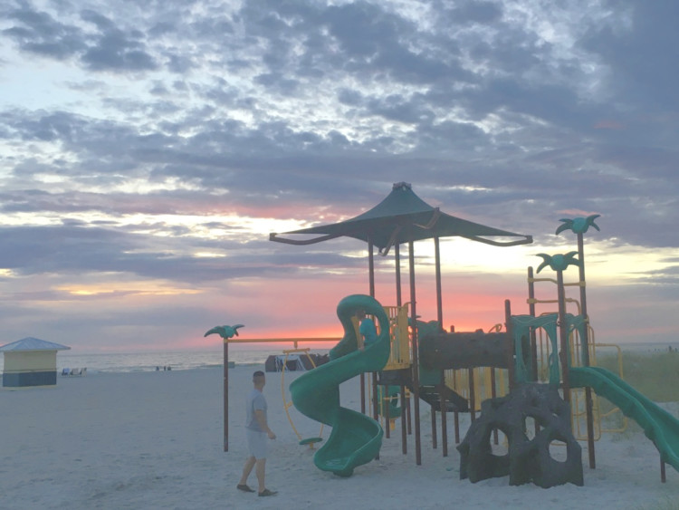 Florida's St. Pete/Clearwater have beautiful beaches, art and amusement for kids.