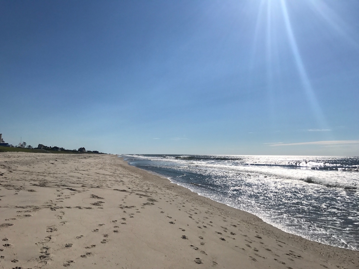 Southampton NY with signature beach
