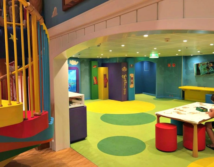 Kids clubs on the Disney Cruise Line are included in the price of your Disney Cruise
