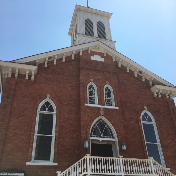 The Dexter Street King Memorial Baptist Church is the only church that Dr. Martin Luther King Jr was a solo pastor at. It was the heart of Montgomery's Civil Rights movement.