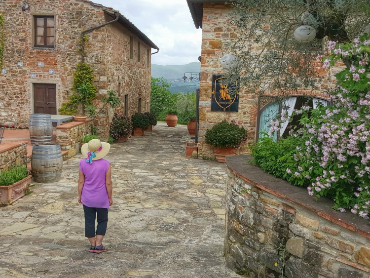 Basics of travel hacking. You can visit Tuscany for free if you know how.