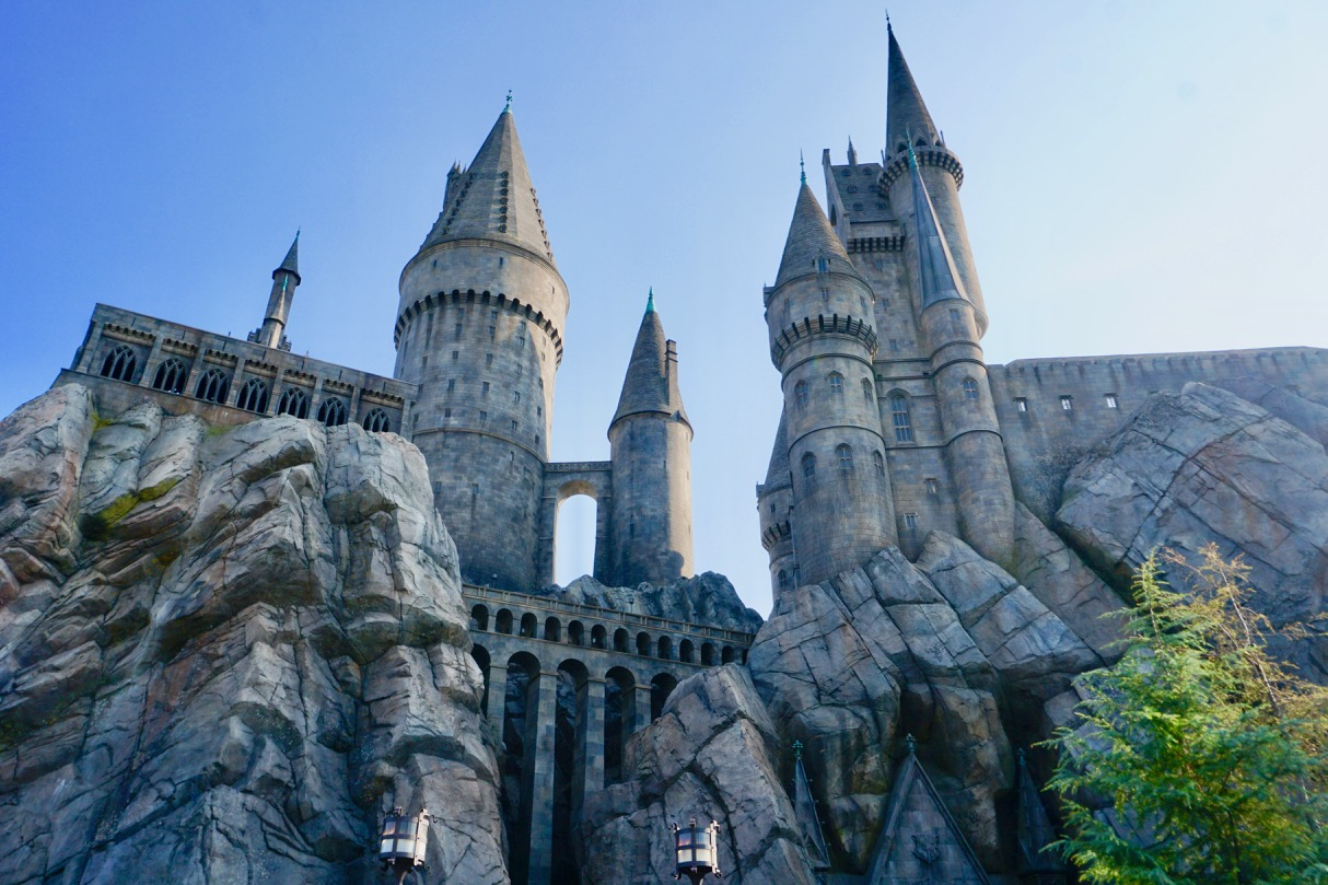 Get ready to cast spans in The Wizarding World of Harry Potter. Photo by Multidimensional TravelingMom, Kristi Mehes.
