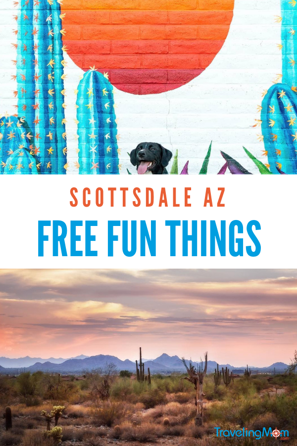 Have you been to Scottsdale? There is plenty of #free fun #freethingstodo #freeinArizona
