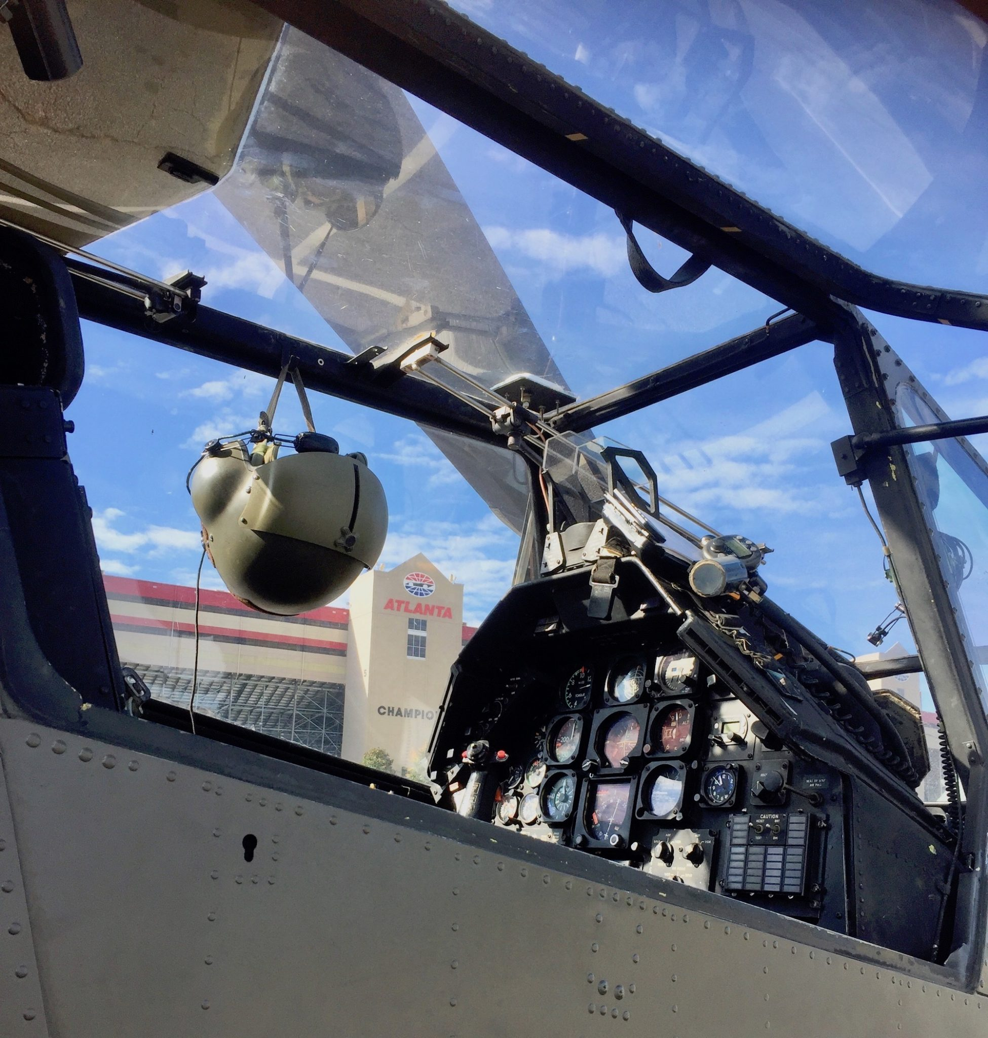 Outdoor fun in Henry County means flying high in Vietnam-era aircraft.