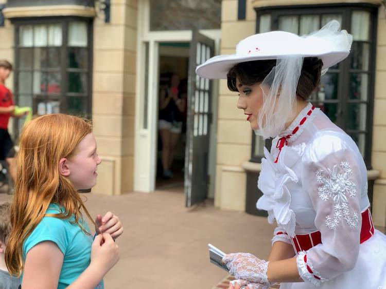 Use our Epcot Character Guide on your next visit to help you locate all your favorite princesses and characters. #Epcot #Disney #DisneyCharacters #DisneyPrincesses