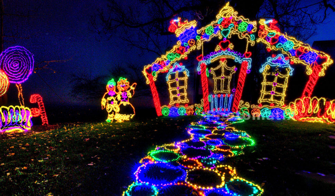 Christmas Light Installation Roseville MN