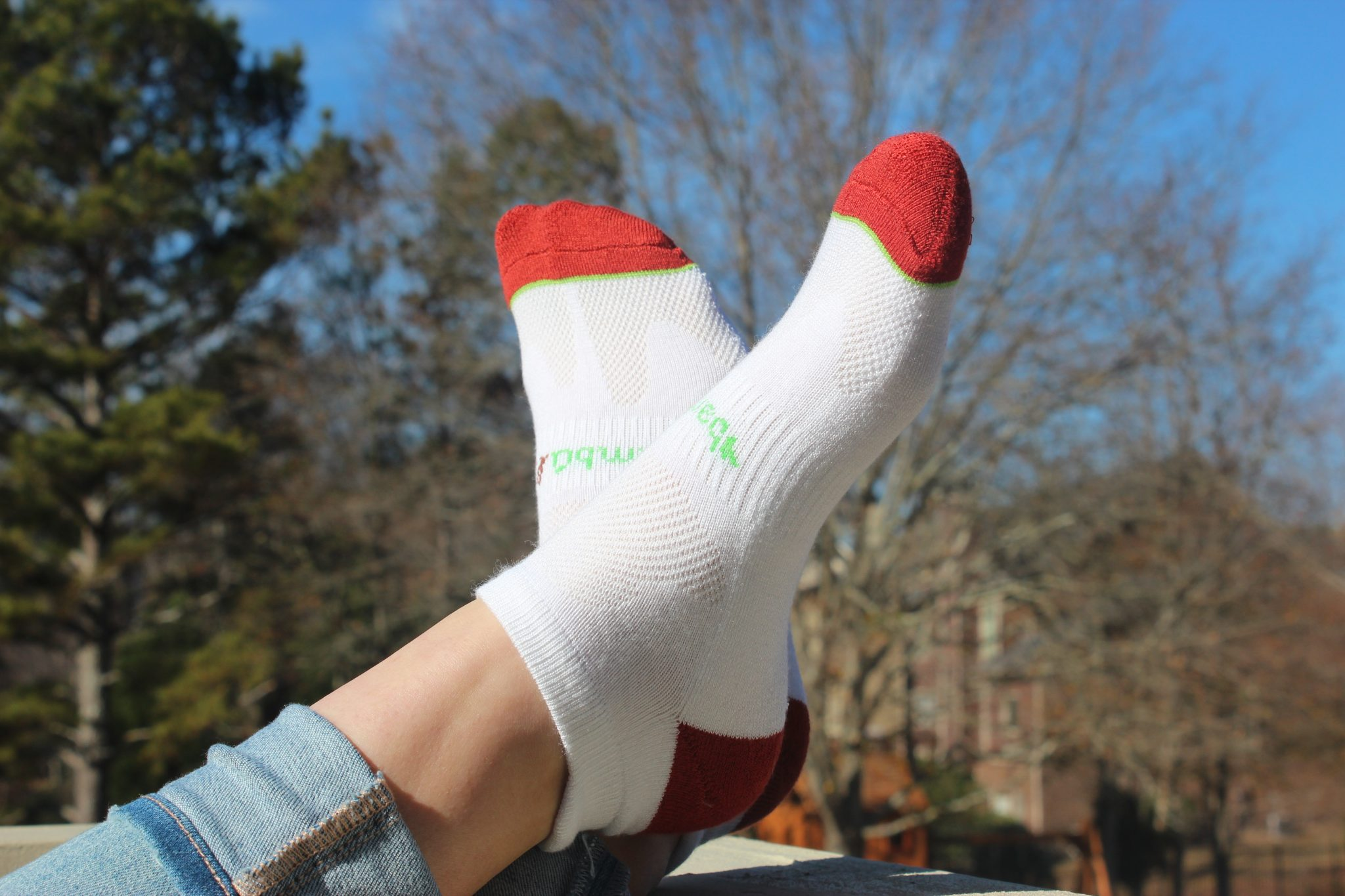 Socks are favored gifts to busy travelers and make great stocking stuffers.