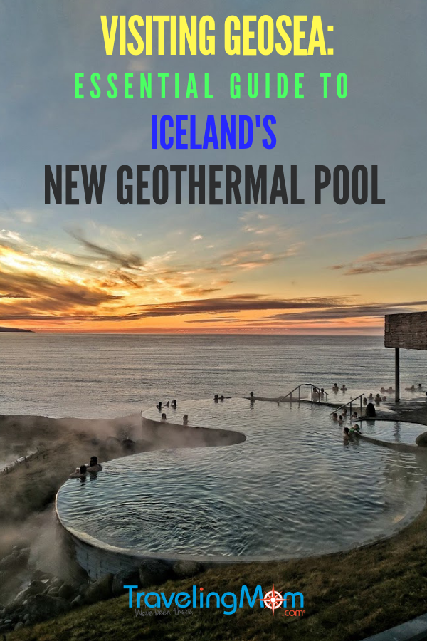 Visiting geothermal pools in Iceland is a way of life. You should try it too! Start with the best - newly open GeoSea Geothermal Pool. You will love it! #geosea #geothermalpoolsiceland