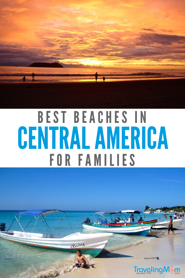 Best Beaches in Central America for Families #bestBeaches #CentralAmerica