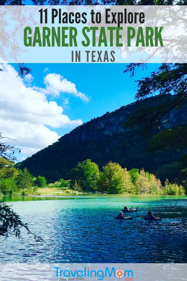 Head to Garner State Park for a weekend getaway. Not just a summer destination, Garner offers family fun during the Spring and Fall too. Here's 8 places you must explore when visiting the Texas Hill Country and the legendary Garner State Park. #TMOM #FamilyTravel #Texas #Parks