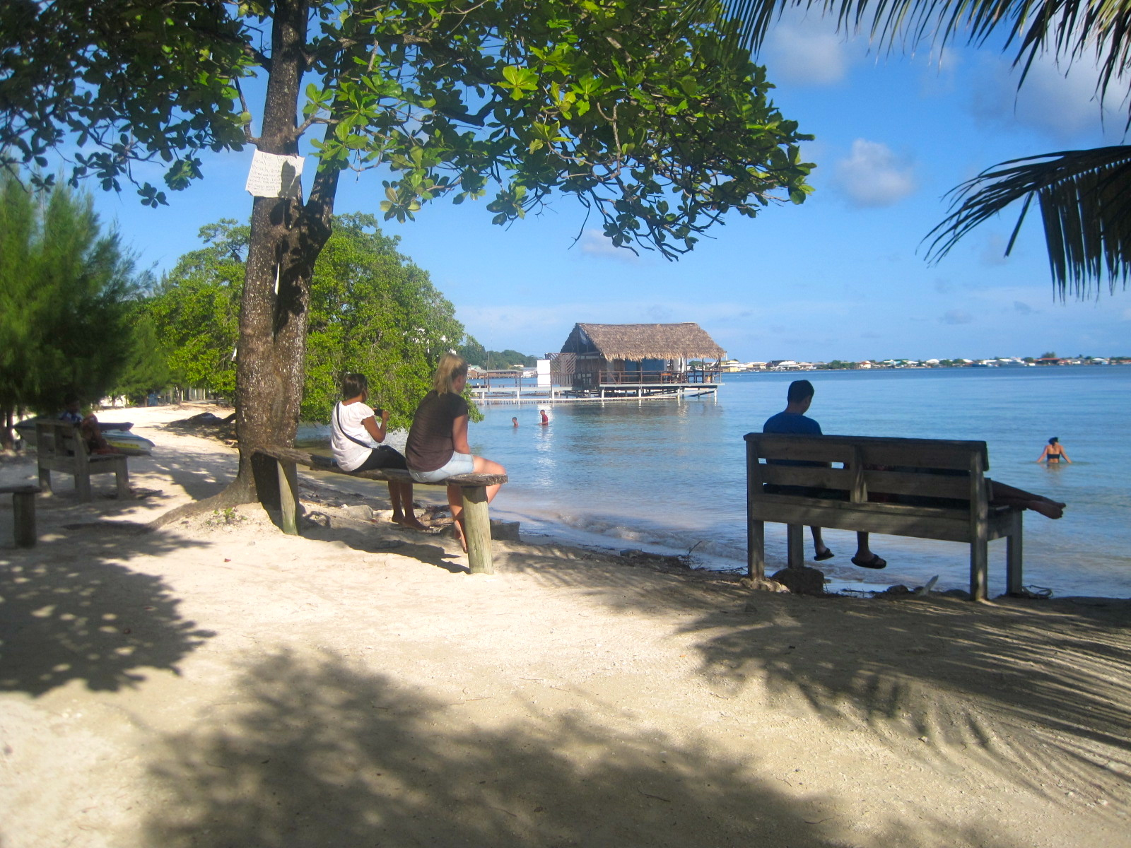 Best Beaches in Central America for Families: Enjoying the calm waters of Utila, Honduras