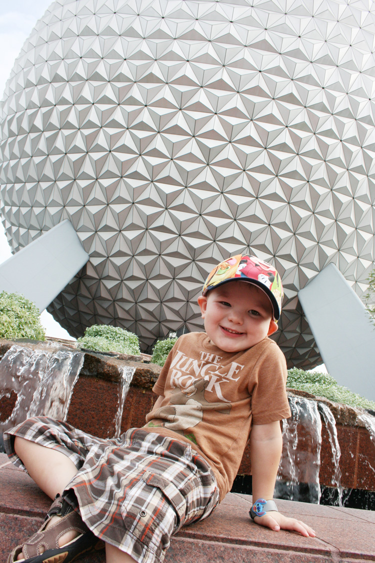 Taking toddlers to Epcot at Disney World? These are the best Walt Disney World parks and rides for little ones.