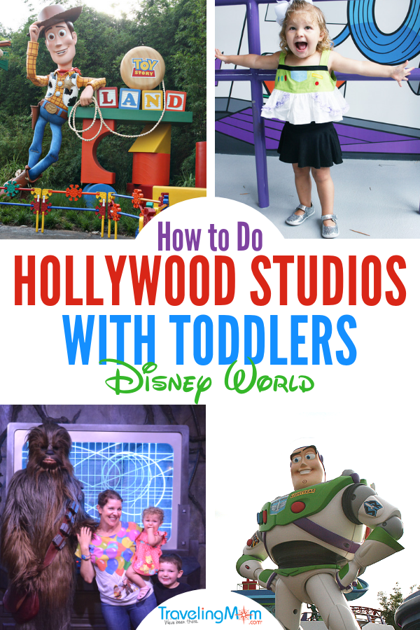 Taking toddlers to Hollywood Studios at Disney World? These are the best Walt Disney World parks and rides for little ones. This is the ultimate guide for taking a toddler to Disney's Hollywood Studios including must-do shows and attractions, what to pack and where to eat. What are the best things to do at #DisneyWorld with a #Toddler?