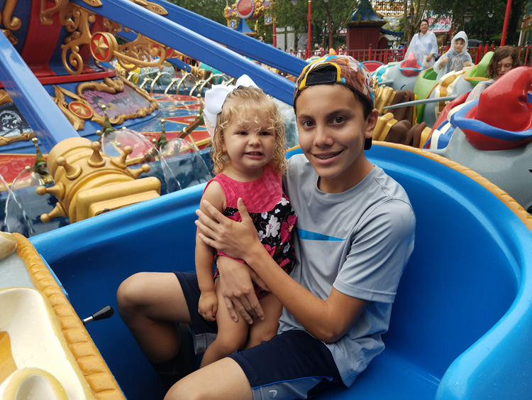 How to do Walt Disney World with a toddler