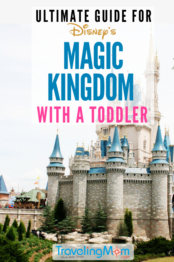 Taking toddlers to Magic Kingdom at Disney World? These are the best Walt Disney World parks and rides for little ones. What are the best things to do at #DisneyWorld with a #Toddler?