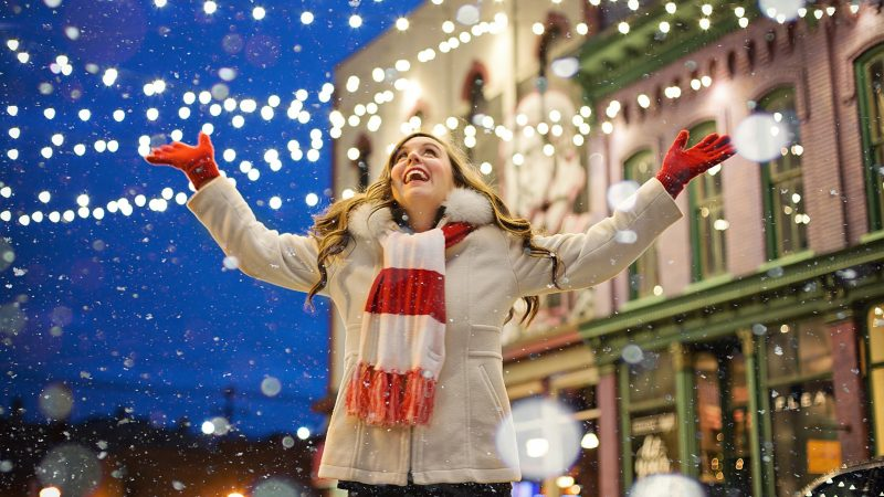 Celebrate this holiday season by seeing the very best holiday lights. We share tips for the best experience. #holidaylights #christmas #winterwonderland
