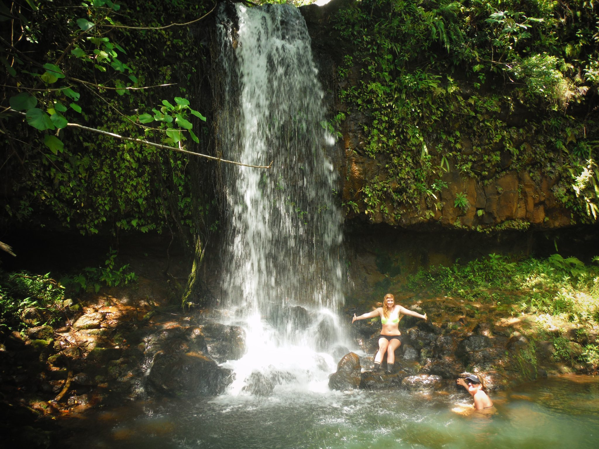 Kauai is the best Hawaiian island for exploring lush landscape and waterfalls.