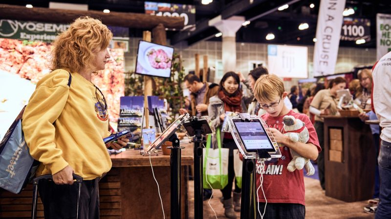 Families can get travel ideas at the nine Travel & Adventure Shows around the U.S. in 2019.