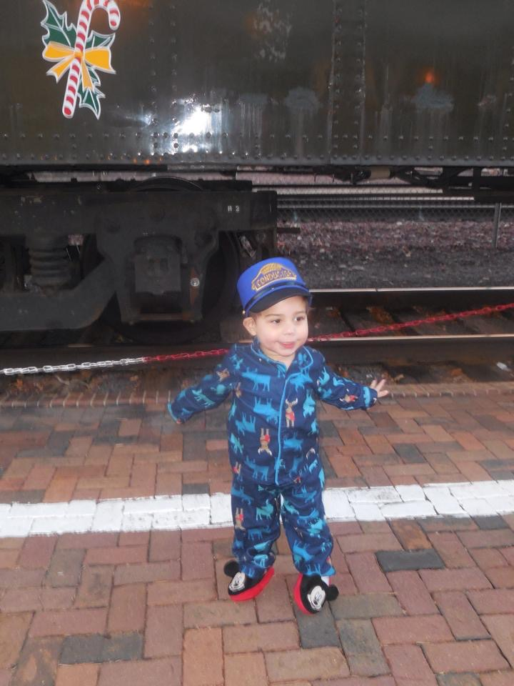 Kids will love that they can wear their pajamas on the train. Photo by Multidimensional TravelingMom, Kristi Mehes.