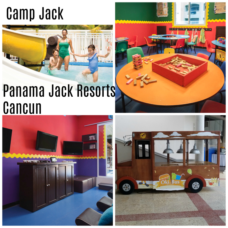 Camp Jack is the Kids' camp at this family friendly Cancun all-inclusive resort. Photo Credit: Panama Jack Resorts Cancun