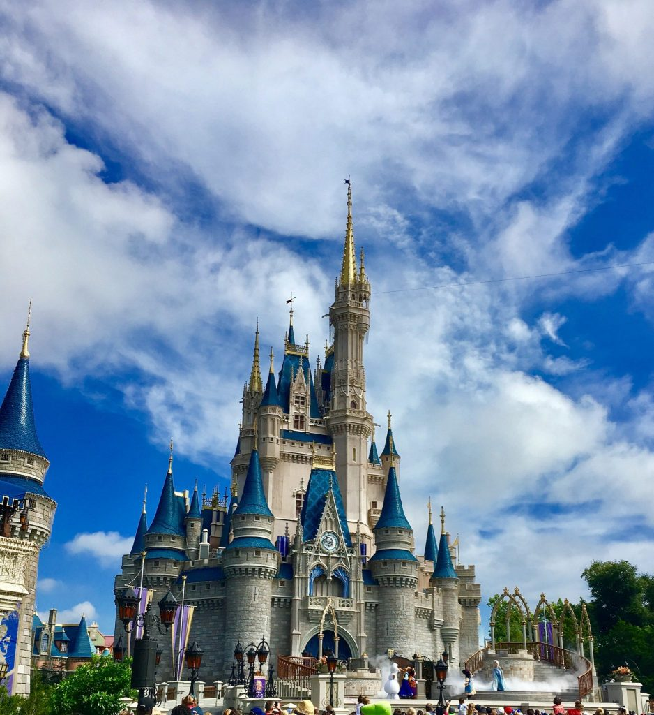 Cinderella Castle at Walt Disney World - TravelingMom