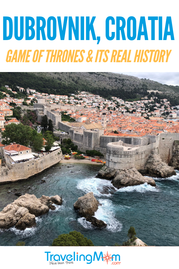 Recognize this from Game of Thrones? Dubrovnik, Croatia has a fascinating real history, under the Venetian and Ottoman empires, and as part of Yugoslavia. #GameOfThrones #Dubrovnik #Croatia