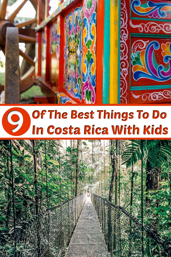 Costa Rica - Looking for things to do in Costa Rica with kids? From ziplining to cooking classes, kids will love doing these things on your Costa Rican vacation #TMOM #VisitCostaRica #FTAMediaFam #CRFamilyHolidays