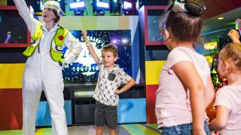 Interested in a kid-free night in Disney? Learn more about the Disney Pixar Play Zone. This amazing Disney Kids Club is the only on-site child care available to guests.