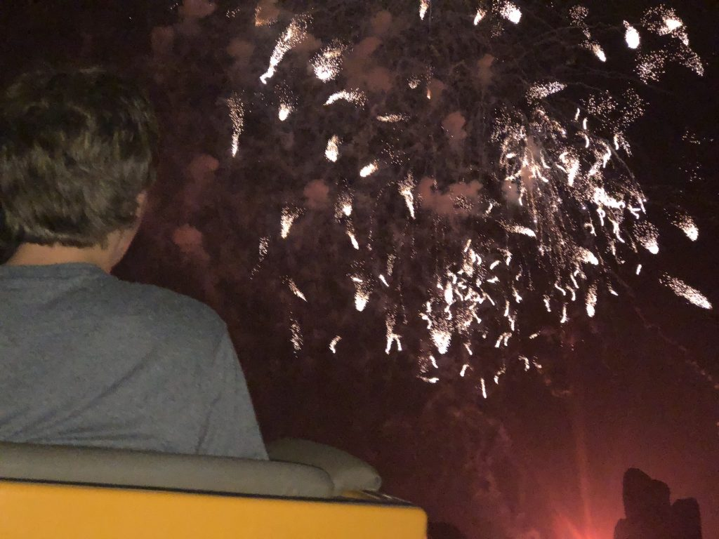 Disney World fireworks - TravelingMom