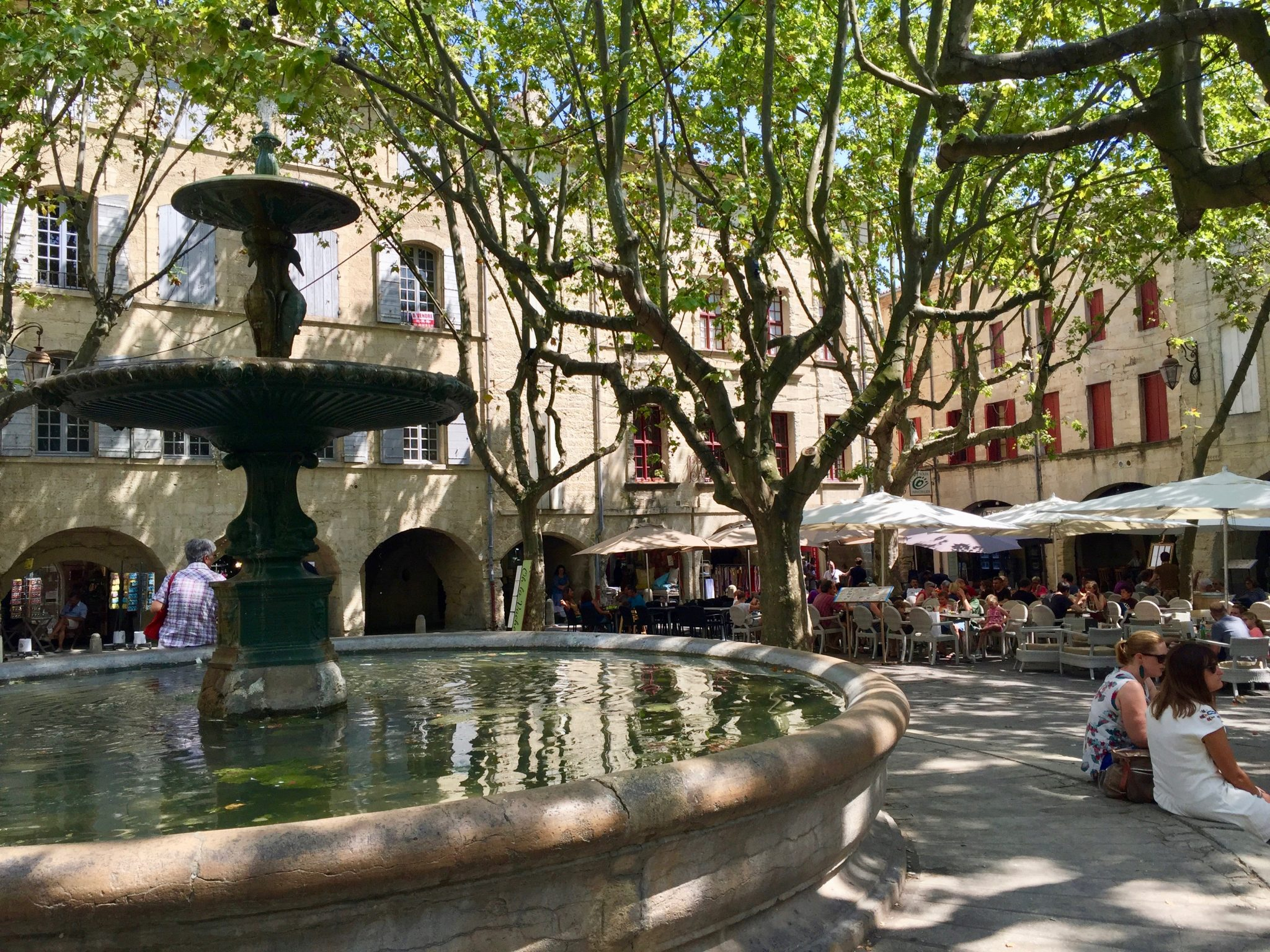 Uzes, France is a hidden gem in Europe