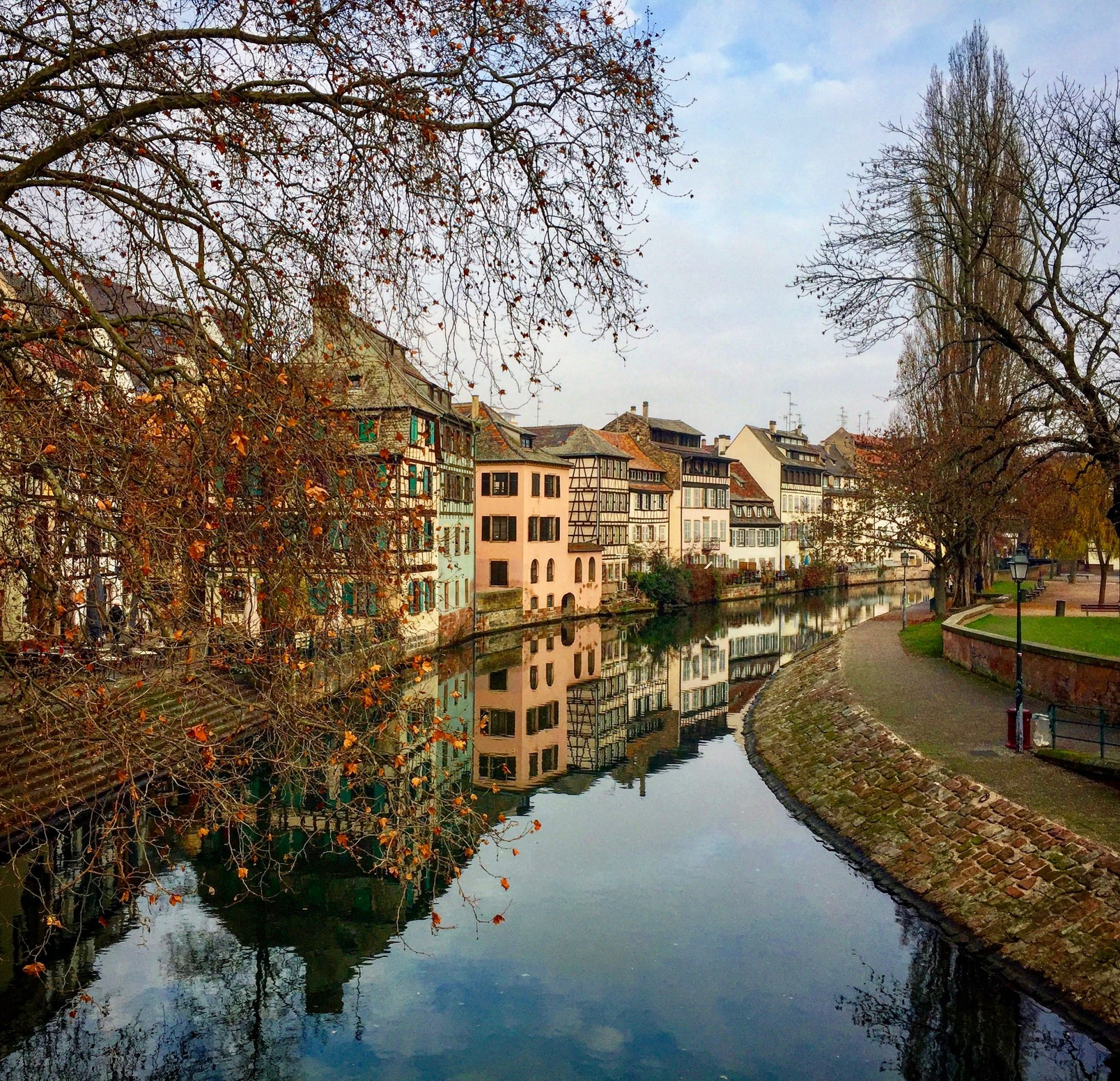 Strasbourg, France is a winter hidden gem in Europe
